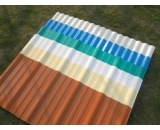 3 Layer Reinforce UPVC Roofing sheet